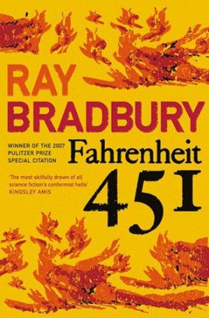Fahrenheit 451 - harpercollins - 9780006546061 -