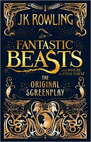 Fantastic Beasts and Where to Find Them - little brown - 9780751574951 -