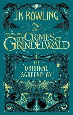 Fantastic Beasts: The Crimes of Grindelwald - little brown - 9780751578287 -