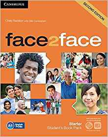 face2face, Starter - Student's Book with DVD-ROM and Online Workbook Pack - cambridge - 9781107622685 -