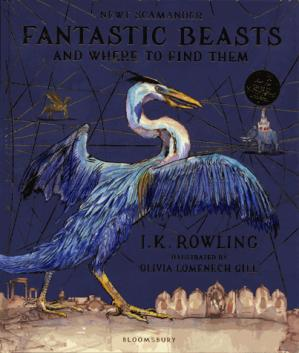 Fantastic Beasts and Where to Find Them: Illustrated Edition - bloomsbury - 9781408885260 -