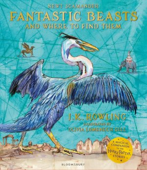 Fantastic Beasts and Where to Find Them - bloomsbury - 9781526620316 -