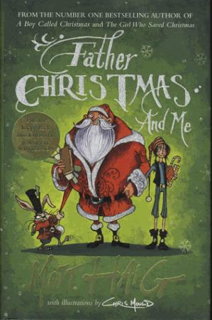 FATHER CHRISTMAS AND ME  - canongate books - 9781786890689 -