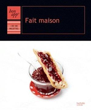 Fait maison - Hachette - 9782012304437 -