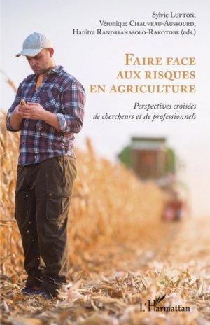 Faire face aux risques en agriculture - l'harmattan - 9782343181394 -