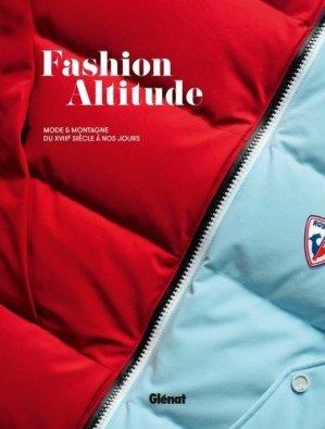 Fashion Altitude - glénat - 9782344018194 -