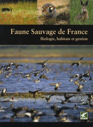 Faune sauvage de France - gerfaut - 9782351910306 -