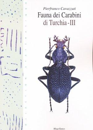 Fauna dei Carabini di Turchia III - magellanes - 9782353871285 -