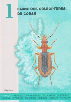 Faune de coléoptères de Corse - magellanes - 9782353871445 -