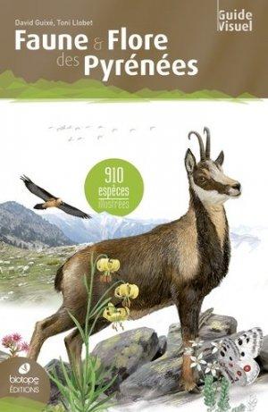 Faune & flore des Pyrénées - biotope - 9782366621945 -