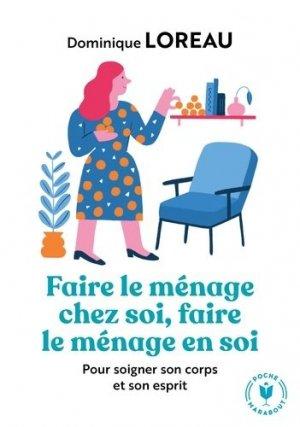 Faire le ménage chez soi, faire le ménage en soi - marabout - 9782501141109 -
