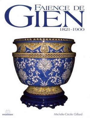 Faïence de Gien - massin - 9782707205551 -