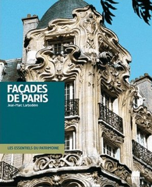 Façades de Paris - massin - 9782707207043 -