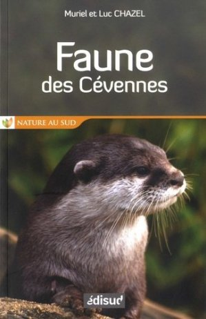 Faune des Cévennes - Edisud - 9782744910425 -