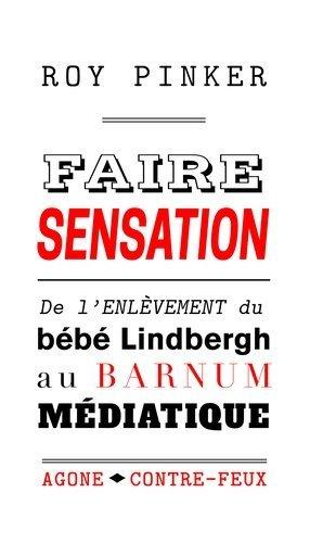 Faire sensation - Agone - 9782748903195 -