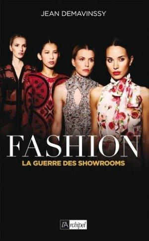Fashion. La guerre des showrooms - L'Archipel - 9782809821147 -