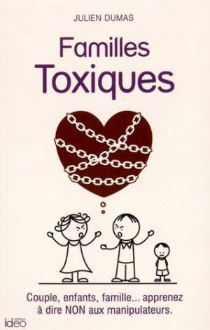 Familles toxiques ! les manipulateurs dans le couple et la famille - city - 9782824606507 -