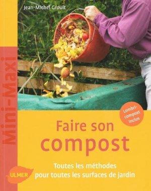 Faire son compost - ulmer - 9782841383276 -