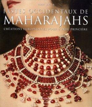 Fastes occidentaux de Maharajahs - citadelles et mazenod - 9782850882388 -