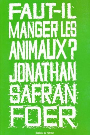 Faut-il manger les animaux ? - de l'olivier - 9782879297095 -