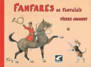 Fanfares de fantaisie - gerfaut - 9782901196372 -