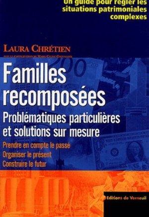 Familles recomposées.  Problématiques particulières et solutions sur mesure. - Verneuil - 9782906994553 -