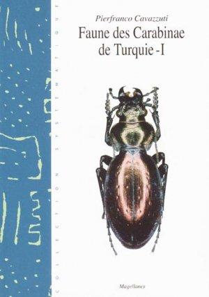 Faune des Caraninae de Turquie - I - magellanes - 9782911545894 -