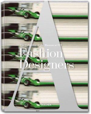 Fashion Designers A-Z - taschen - 9783836528221 -