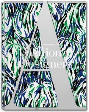 Fashion Designers A-Z - taschen - 9783836543040 -