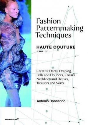 Fashion Patternmaking Techniques. Volume 2, Haute couture - Promopress - 9788417412388 -