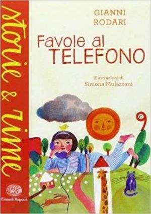 FAVOLE AL TELEFONO  - EINAUDI - 9788866561224 -