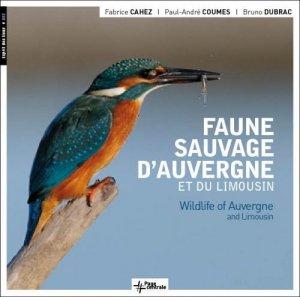 Faune sauvage d'Auvergne et du Limousin - page centrale - 9791090367159 -
