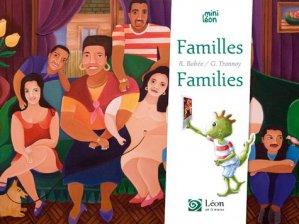 Familles / Families - leon art et stories - 9791092232417 -