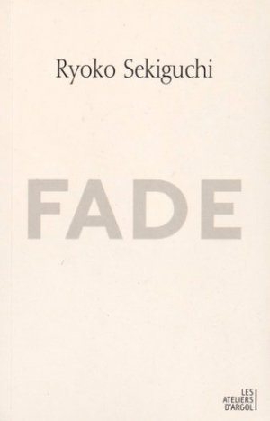 Fade - Argol - 9791094136027 -