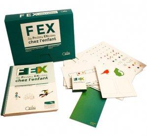 FEX - Les fonctions exécutives chez l'enfant - ortho  - 2225216416126 -