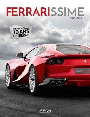 Ferrarissime - atlas  - 9782344024676 -