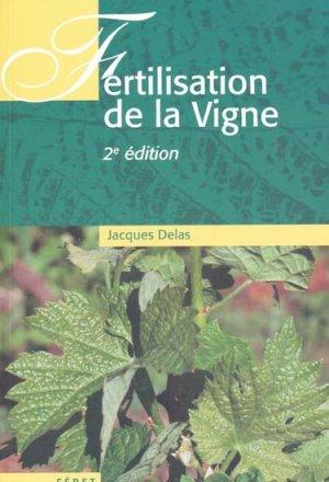 Fertilisation de la vigne - feret - 9782351560723 -