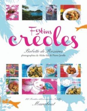 Festins créoles - Marabout - 9782501094061 -