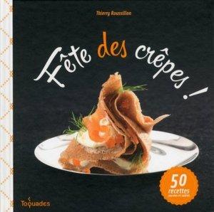 Fête des crèpes ! - first editions - 9782754071406 -