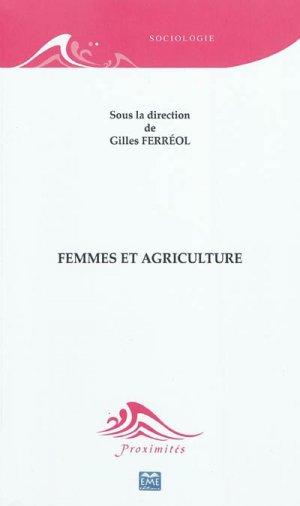 Femmes et Agriculture - eme - 9782806601070 -
