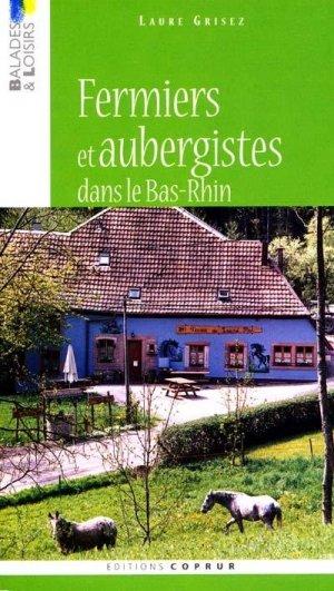 Fermiers et aubergistes dans le Bas-Rhin - coprur - 9782842080792 -