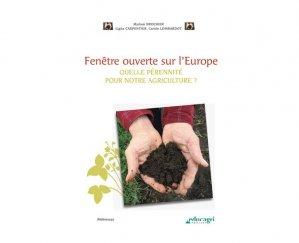 Fenêtre ouverte sur l'Europe - educagri - 9782844449344 -