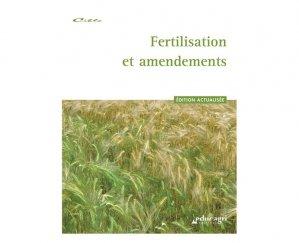 Fertilisation et amendements - educagri - 9782844449658 -
