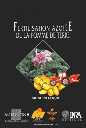 Fertilisation azotée de la pomme de terre : guide pratique - arvalis - 9782864924883 -