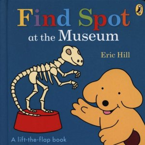 FIND SPOT AT THE MUSEUM  - PENGUIN - 9780141373768 -