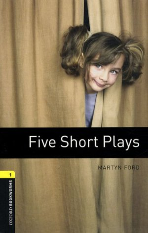 Five Short Plays - oxford - 9780194235006 -