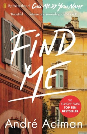 Find Me - faber and faber - 9780571356508 -