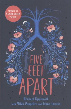 Five Feet Apart - simon and schuster - 9781471182310