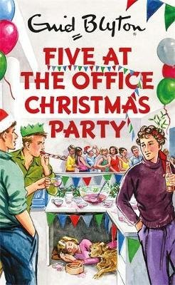 FIVE  AT THE  OFFICE  CHRISTMAS PARTY  - QUERCUS - 9781786487674 -