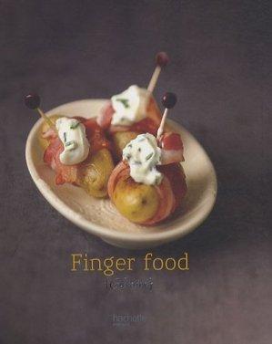 Finger food - Hachette - 9782012379893 -